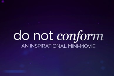 Do Not Conform Sermon Video