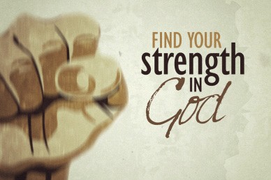 Strength in God Church Video Loop