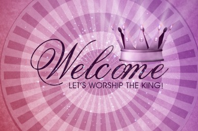 Worship the King Welcome Video