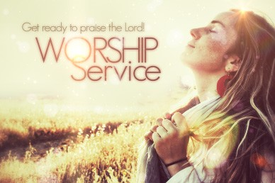 Worship Service Church Video Loop