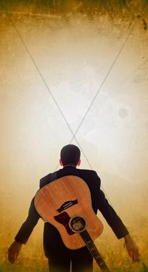 Worship Music Website Sidebar