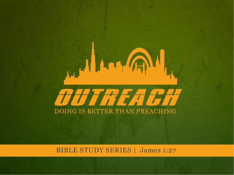 Outreach PowerPoint Sermon
