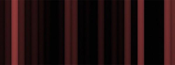 Color Bars Triple Wide Video