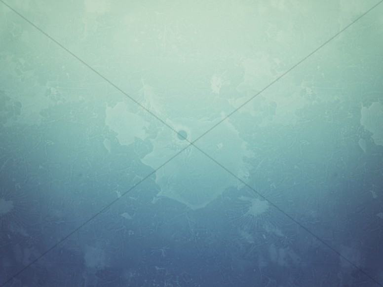 Light Blue Texture Worship Template