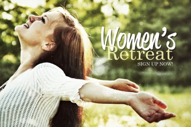 Women's Retreat Church Video Loop