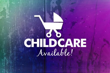 Childcare Available Church Video