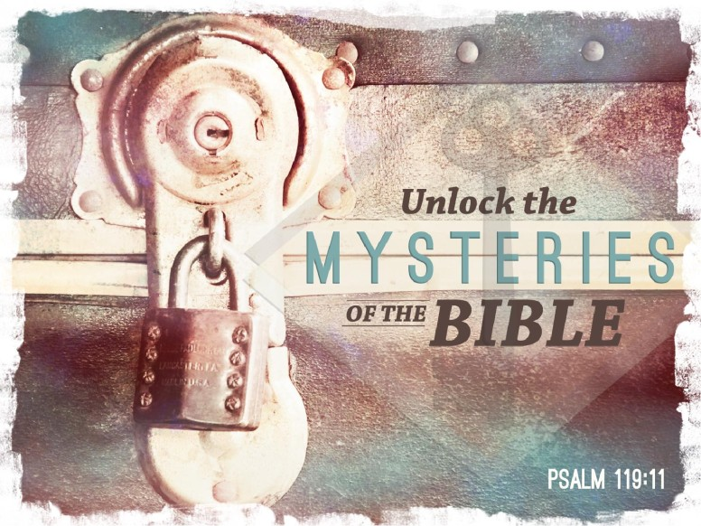 Mysteries of the Bible PowerPoint Sermon