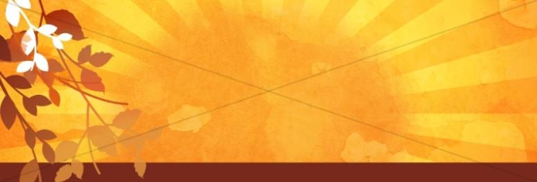 Fall Celebration Website Graphics