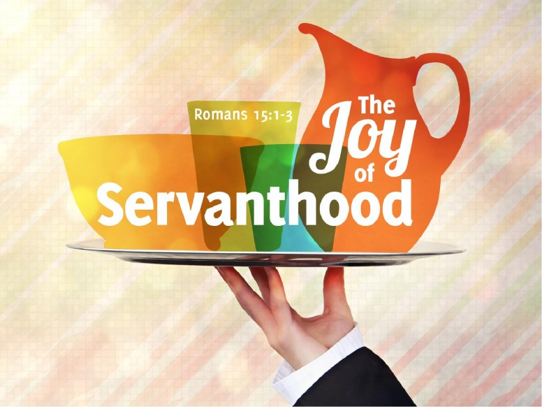Joy of Servanthood PowerPoint Sermon