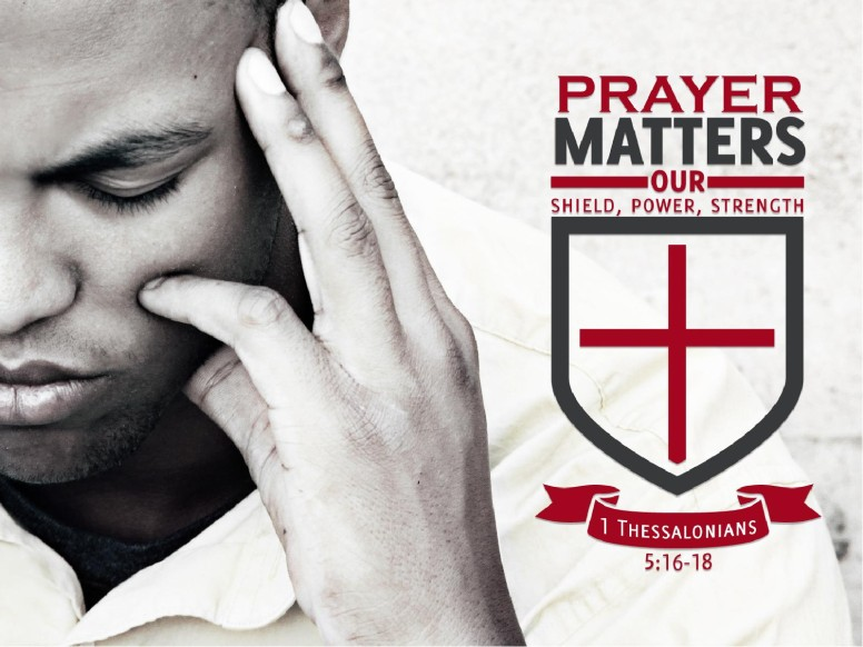 Prayer Matters PowerPoint Sermon