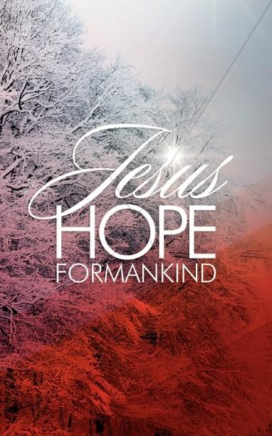 Jesus Hope Christmas Program
