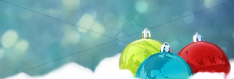 Joy to the World Website Banner