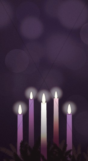 advent wreath website sidebar