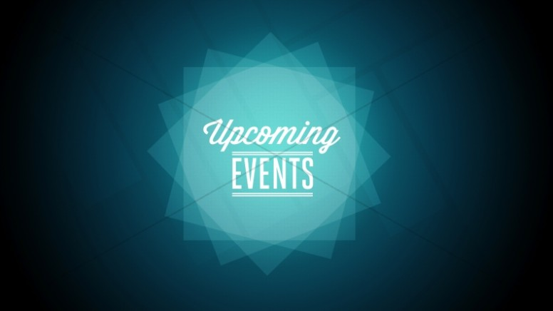 Upcoming Events Church Event Still