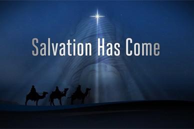 Salvation Has Come Christmas Mini Movie