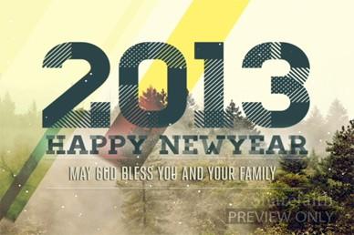 2013 New Year Video Loop