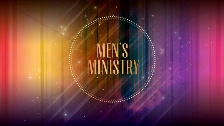 Men's Ministry Church Event Still