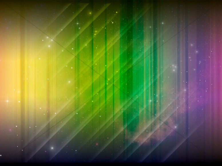 Rainbow Colors Worship Background