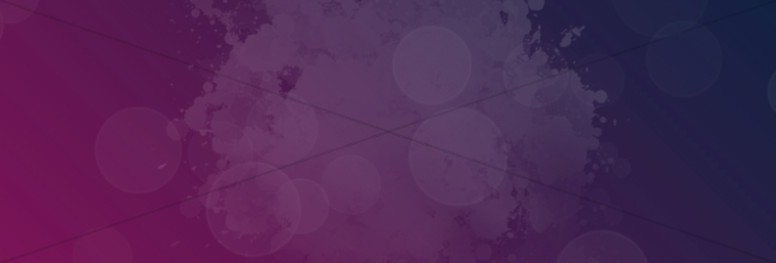 Purple Grunge Website Banner
