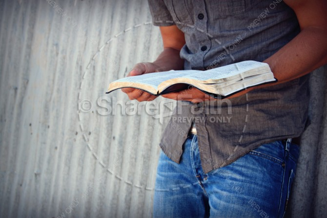 Bible Study Religious Stock Images