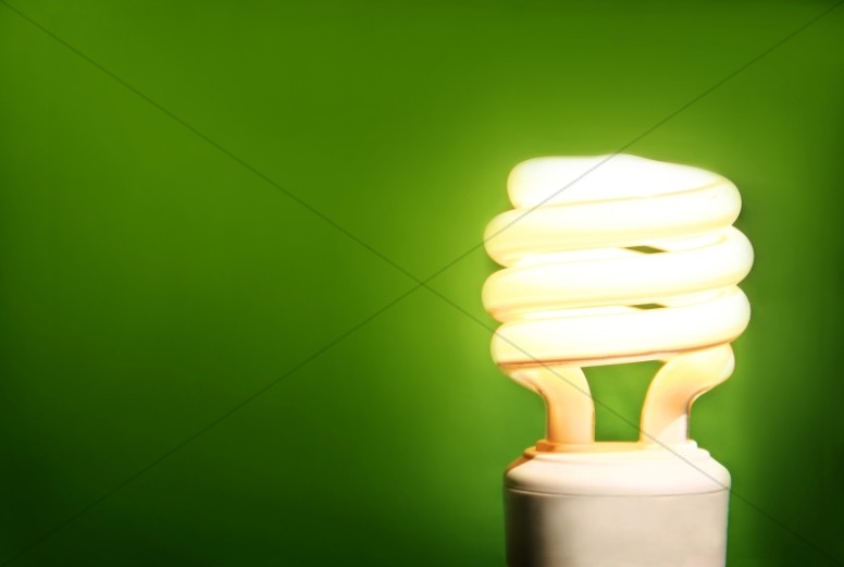 Light Bulb Religious Stock Images