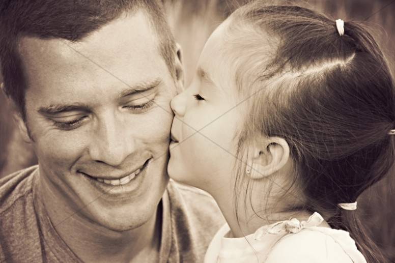 Father's Day Christian Stock Photos