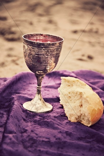 Communion Church Stock Photos