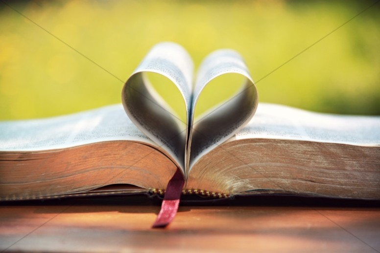 Bible Love Religious stock Photos