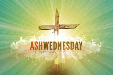 Ash Wednesday Church Video Loop