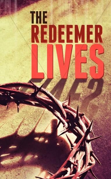 Redeemer Lives Bulletin Cover