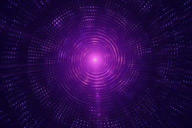 Purple Spiral Worship Loop