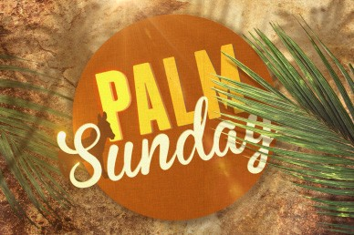 Palm Sunday Video for Church