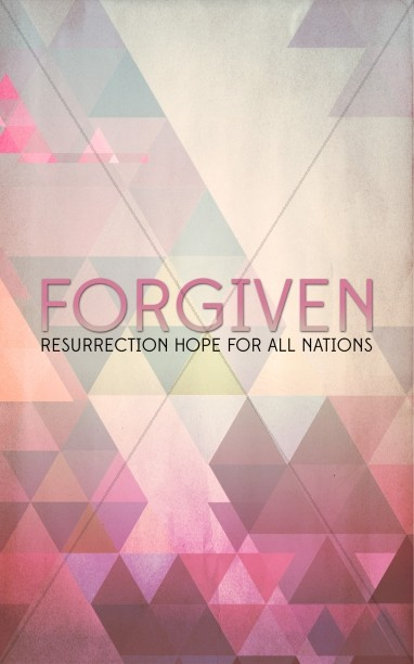 Forgiven Church Bulletin Easter