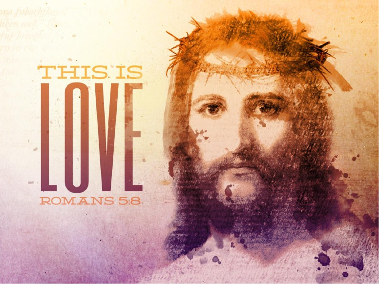This Is Love Church Easter Graphics PowerPoint