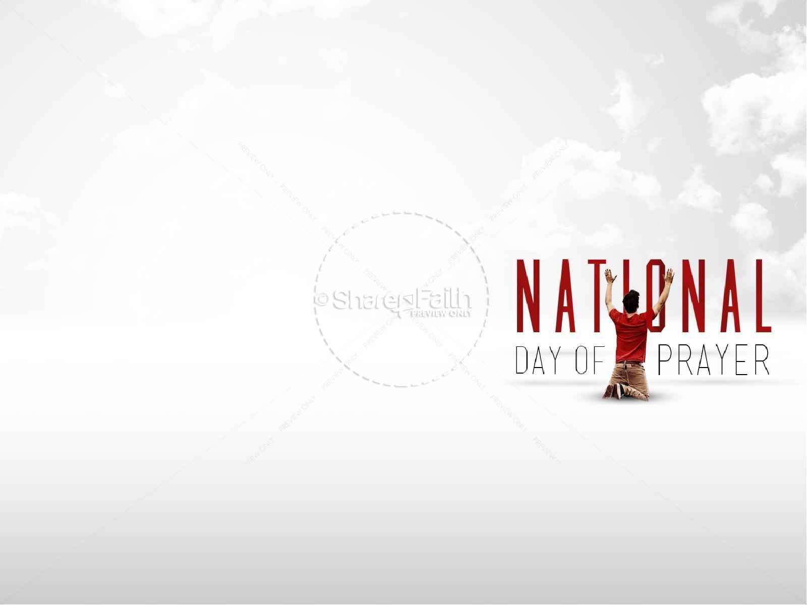 National Day of Prayer | slide 4