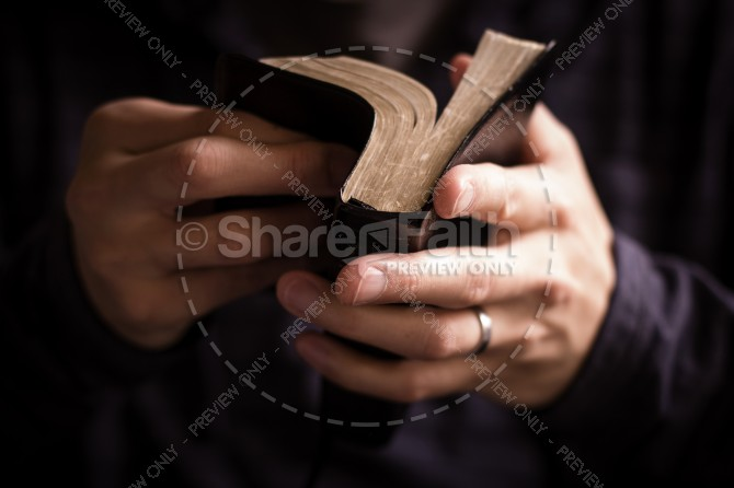 Truth Religious Stock Image