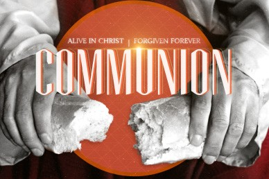 Communion Remembrance Church Video Loop