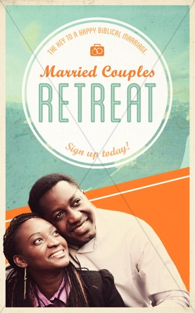 Marriage Retreat Church Bulletin