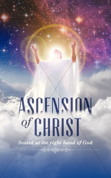 Ascension of Christ Church Bulletin Design