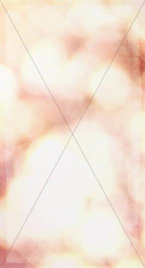 Pink Blurry Sidebar Banner