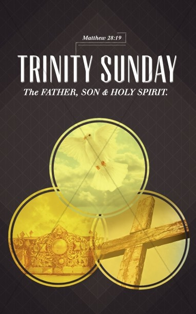 Trinity Sunday Bulletin