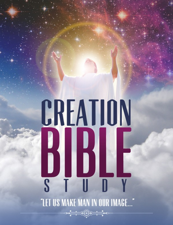 Bible Study Flyer Template for Church
