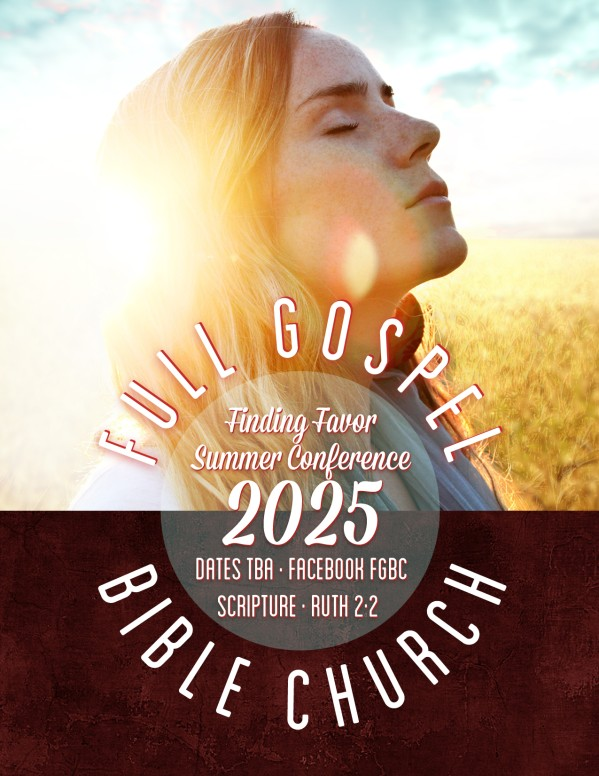 Womens Retreat Flyer Template