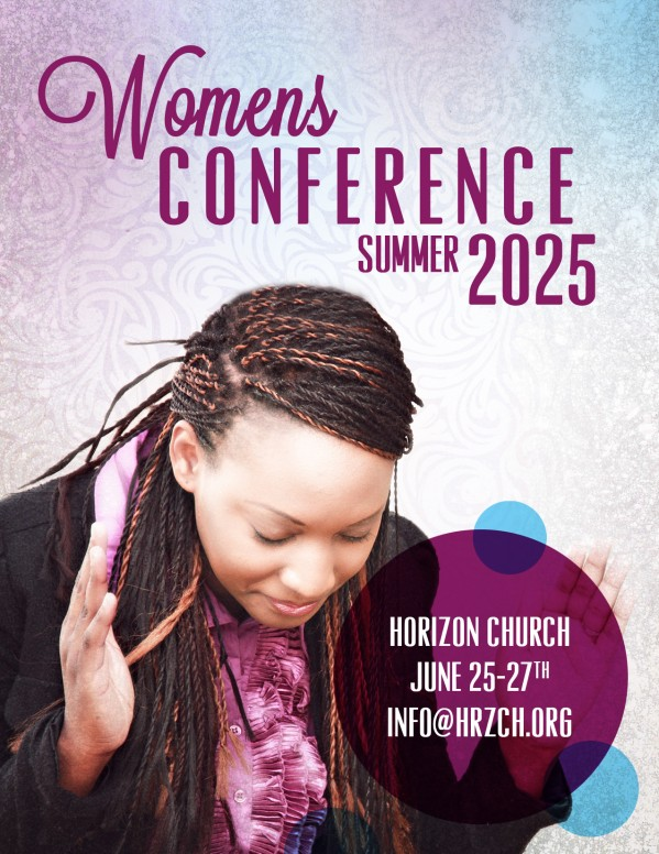 Womens Conference Flyer Templates for Church
