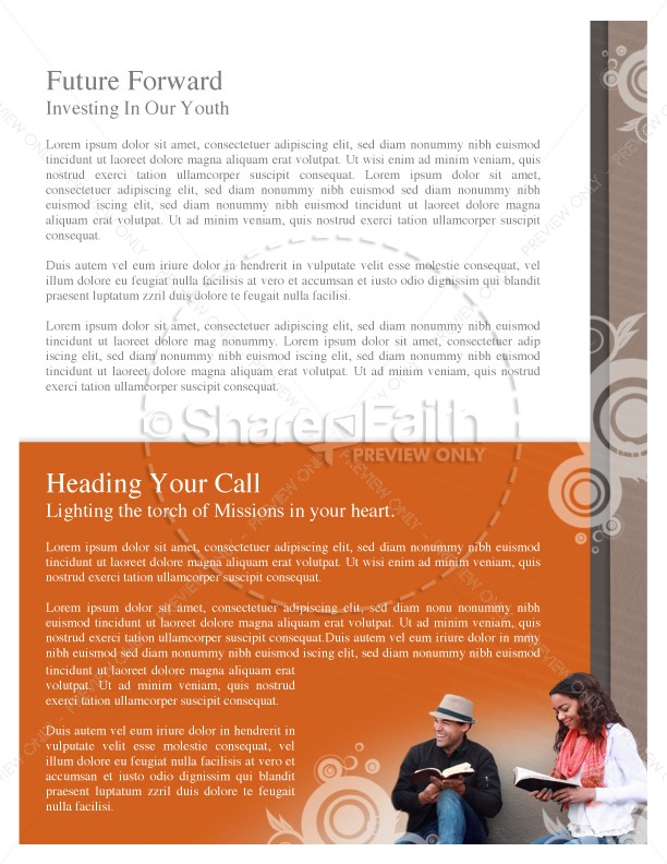 Young Adult Ministry Newsletters | page 3