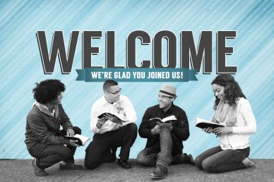 Bible Study Welcome Video