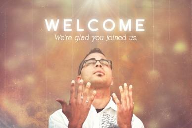 Worshipper Welcome Loop
