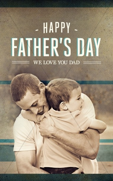 Fathers Day Bulletins Cover Program