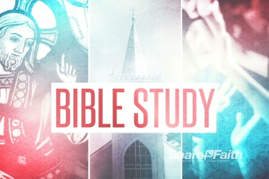 Bible Study Video Loop