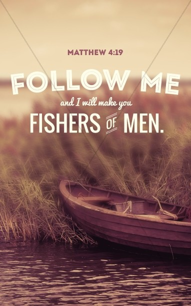 Fishers of Men Matthew 4:19